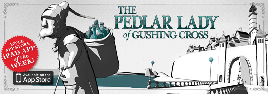 Pedlar Lady of Gushing Cross