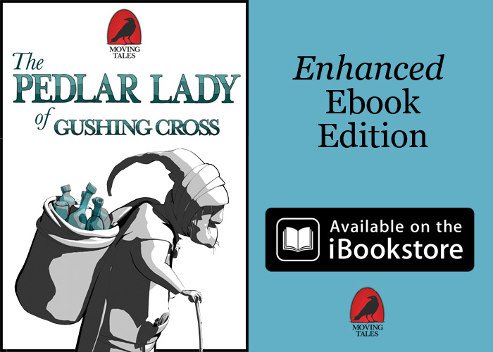 The Pedlar Lady of Cushing Cross – eBook