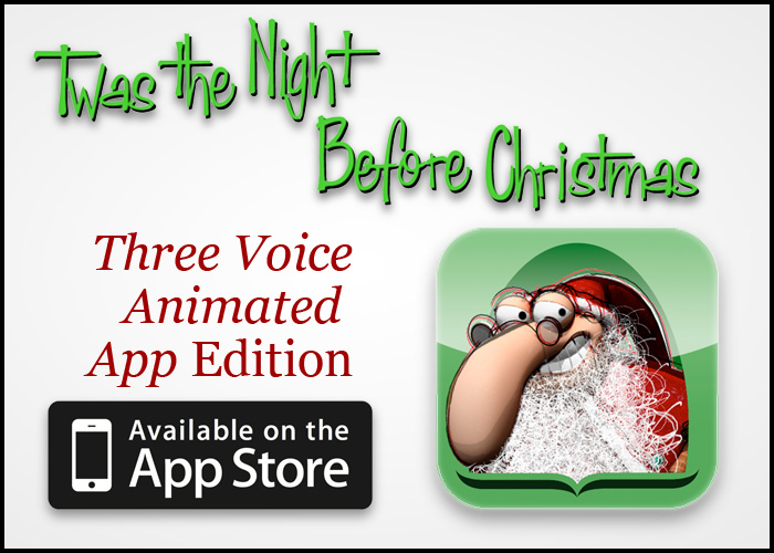 Twas the Night Before Christmas – App