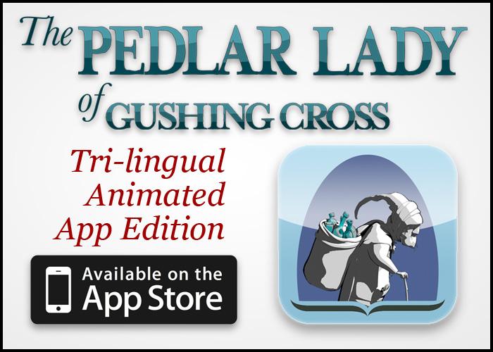 The Pedlar Lady of Cushing Cross – App