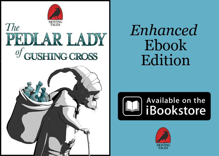 The Pedlar Lady of Cushing Cross – eBook