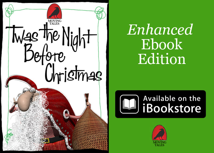 Twas the Night Before Christmas – eBook